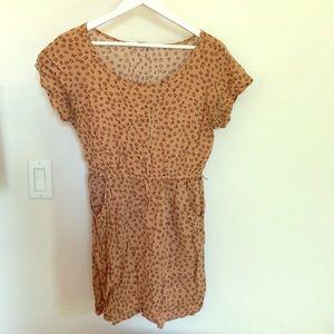 Cute Print Dress